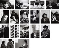 tulsa (17 works) by larry clark