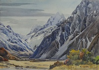 hollyford valley by peggy spicer