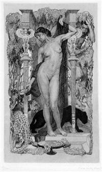 odissea (portfolio of 8) by sigmund lipinsky