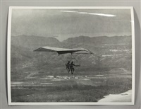 hang-gliding (20 works) by leroy grannis