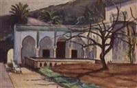 la villa abd el tif by camille leroy