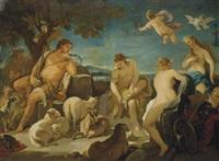 the judgement of paris by corrado giaquinto