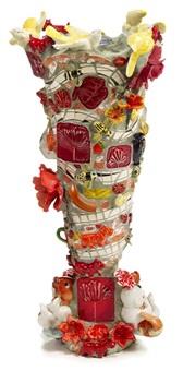 red poppy by joan bankemper