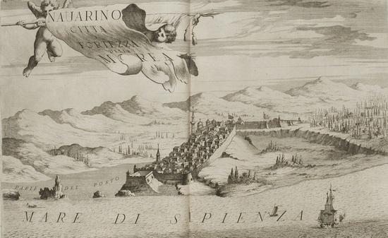 memorie istoriografiche delli regni della morea e negroponte e luoghi adiacenti bk w17 works by vincenzo maria coronelli