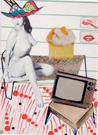 mister modern's world (femme au chapeau) by billy boy