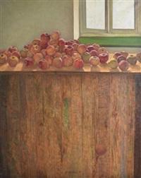 pommes et fenêtres by lim kim hai
