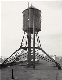 wassertürme (water towers) (in 20 parts) by bernd and hilla becher