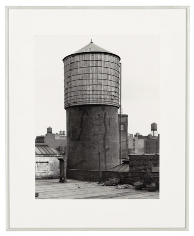 wassertürme water towers in 20 parts by bernd and hilla becher