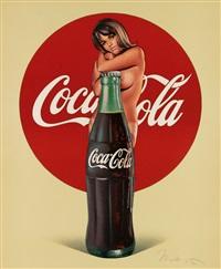 coca-cola by mel ramos