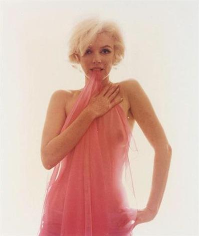 from Dakota marilyn monroe pink nude