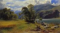 partie aus tepia bei bellinzona in der schweiz by giovanni (johann) varone