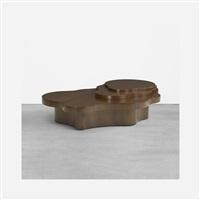 important mesa coffee table, model 1760-6 by t.h. robsjohn-gibbings