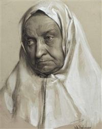 ordensfrau by wilhelm dachauer