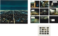 the mirror #1-11 (in 11 parts) by doug aitken