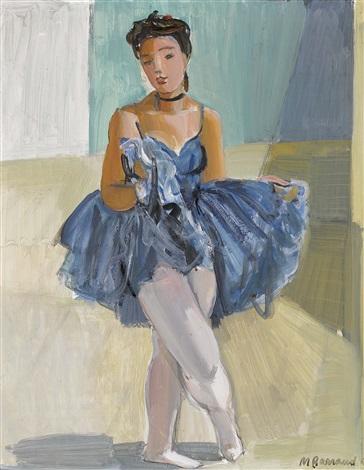 la leçon de danse by maurice barraud