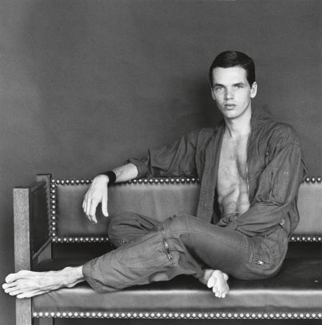 marcus leatherdale by robert mapplethorpe