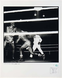 gala de boxe by jean depara