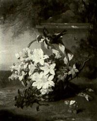 panier de fleurs by isidore julien legendre