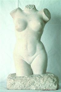 nude torso by george manuel aarons