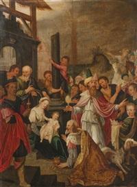 anbetung der heiligen drei könige by anonymous-dutch (17)