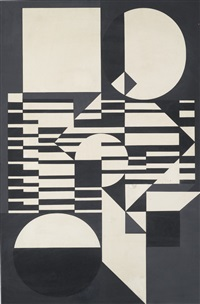 ob-neg by victor vasarely