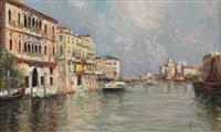 veduta di venezia by fulvio tessitore