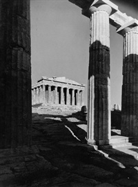 athen, parthenon by nelly (elli seraidari)