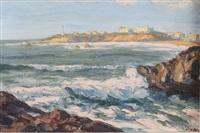 vue de biarritz by jiva