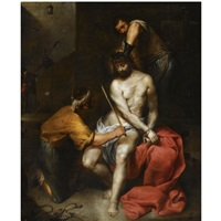 the flagellation of christ by antonio maria vasallo