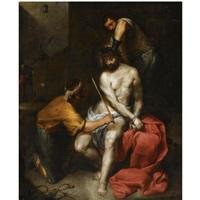 the flagellation of christ by antonio maria vasallo