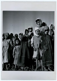 enenfants de nazareth, unicef israël by david 'chim' seymour