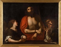christ aux liens by carlo sellitto