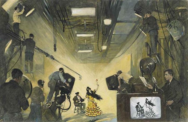 television studios by thornton oakley