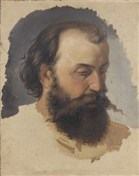 portrait de luigi macciono by luigi ademollo
