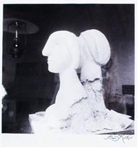 sculpture de marie therese walter by boris kochno