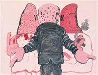 untitled by philip guston