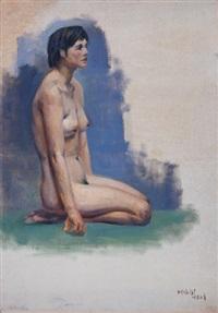 nude by liu yiwen