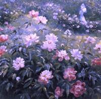 dans le jardin by olga smirnova