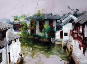 梦江南 by liu nian