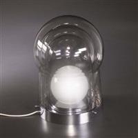 lampada da tavolo paracarro by sergio asti