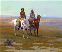 two indians by w. steve seltzer