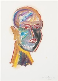 head by christo coetzee