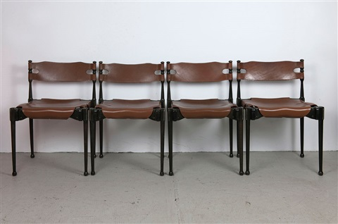 stapelstühle montreal set of 4 by frei otto