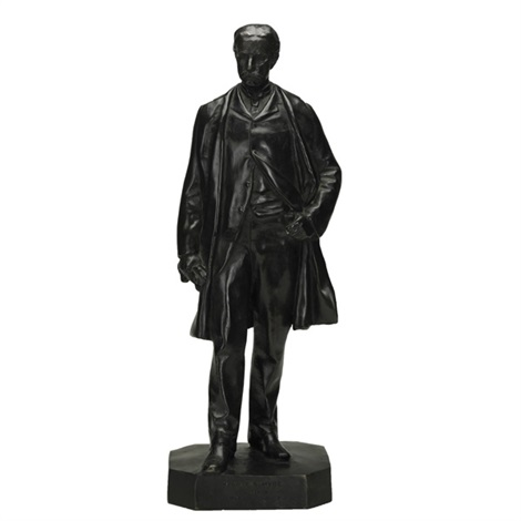 henry b. hyde (founder of the equitable life insurance society of america) by john quincy adams ward