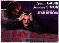 la bête humaine by posters: movie