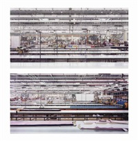 schiesser, radolfzell by andreas gursky