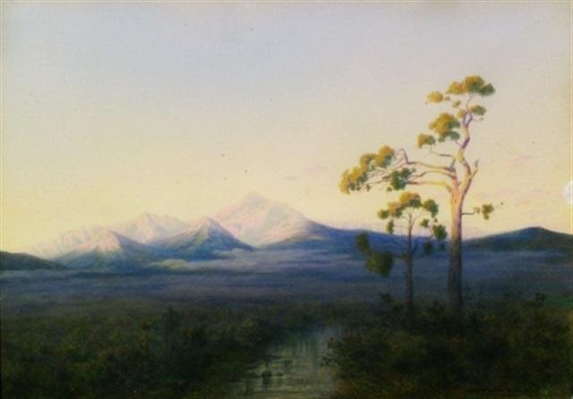 mountain view fraser colorado by george elbert burr