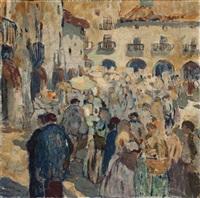 mercat d'amer by maria-mela muter