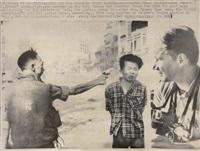 brig. gen. nguygen ngoc loan executing a vietcong captive by eddie adams
