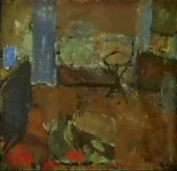 interior. 1942 by immanuel ibsen